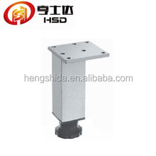 Kitchen furniture cabinet legs metal bottom adjustable cabinet legs