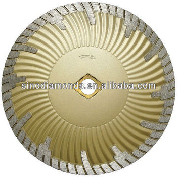 High quality porcelain and ceramic diamond blade