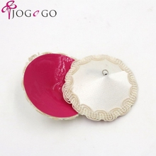 sexy ladies boobs toy silicone gel adhesive breast nipple pasties