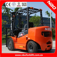 NBO diesel forklift 3 tons, used toyota engine for sale