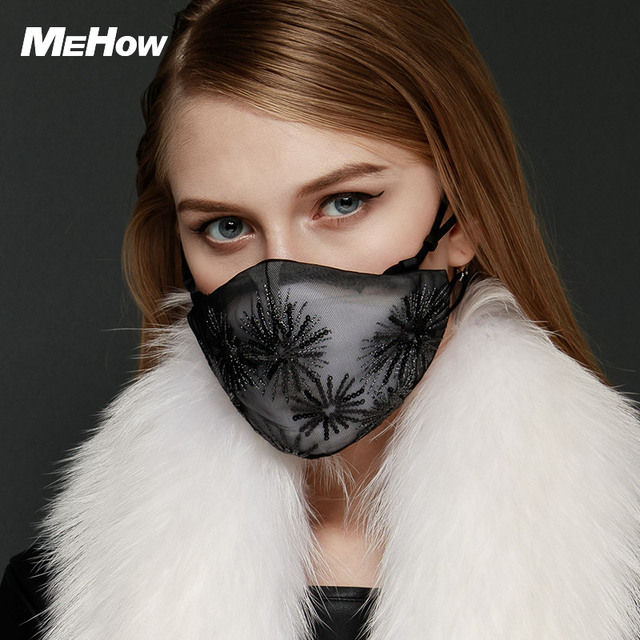 Mehow black dust airsoft face mask face mask manufacturer