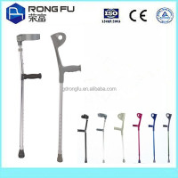 high quality of adjustable elbow crutch