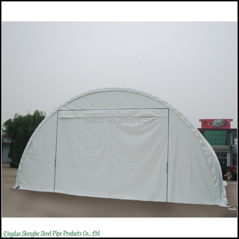 Tensioned Fabric Building , storage tent shelter, warehouse tent