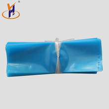 coloured vci plastic bag colorful color good-looking flat pockets customized ldpe anti-rust or anti-static bags