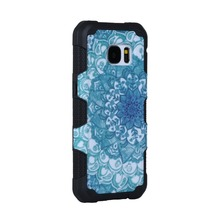 sublimation printing tpu bumper back cover case for samsung galaxy s5