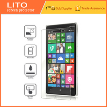 For phone nokia lumia 830 lcd monitor tempered glass screen protector