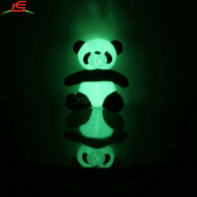Wholesale luminous led plush glow in the dark bear toys