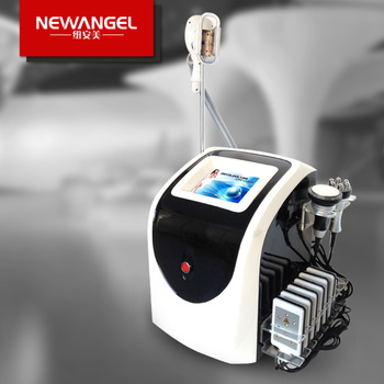 Cryolipolysis cavitation machine rf skin tightening slimming machine salon