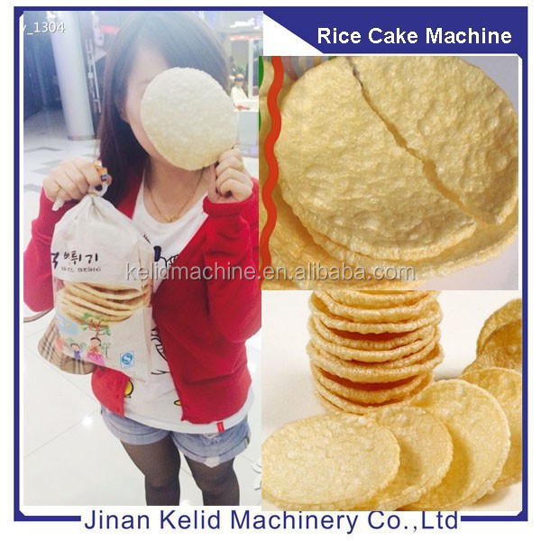 Mini Stainless Steeel Rice Crackers Making Machine
