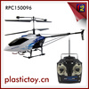 big 3 channel alloy rc helicopter with light RPC150096
