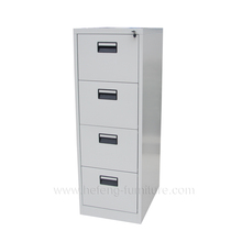 High Quality Metal Office Furniture Luoyang 4 Drawer Steel File Cabinet JF-V004A
