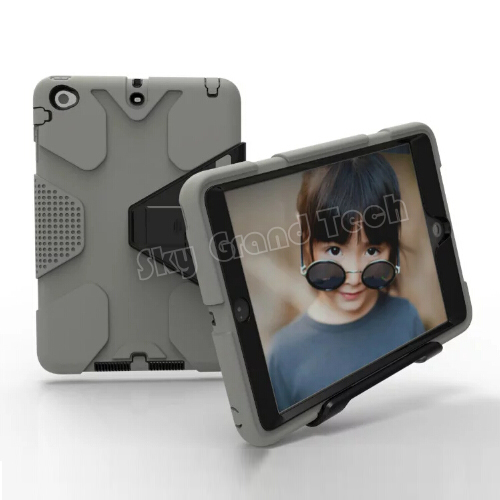 Professional Silicone case for IPad mini2 silicone protective cover mini3 Mini