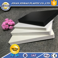 white 2mm pvc foam board sheet for advertising furniture printing bathroom