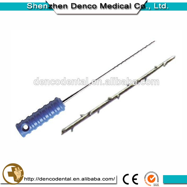 Hot new products 2014 dental instrument Dental barbed surgical instruments