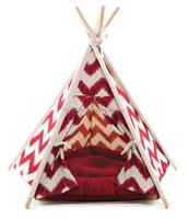 Huts and Bay Teepee Tent