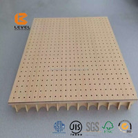 Perforated Acoustic Panels Abstracta Soundproofing Paint Acoustic Room Treatment