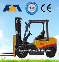 The Latest 2ton Diesel XINCHAI 490 Engine Forklift New Material Handling Equipment with removable side cover