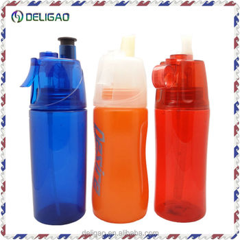 World Cup 2014 Hight Quality Products Plastic Sports Water Mist Spray Bottle Factory