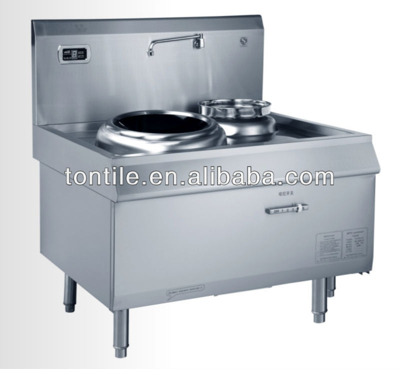 Electromagnetic Fried Furnace