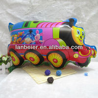 2013 New Product wholesale medium size Thomas vehicle aluminium shanliang balloon