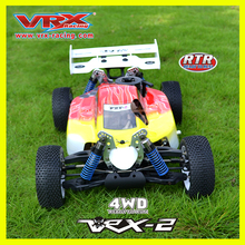 Rc nitro car buggy 1 8 racing car 4wd pro-version with carbon fiber radio plate