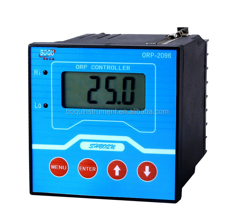 ORP-2096 High precise Water treatment Industry online pH ORP TDS Meter