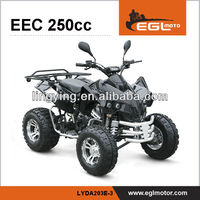 250cc Water Cooled Engine ATV with EEC