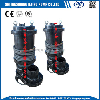 ZJQ submersible slurry pump factory