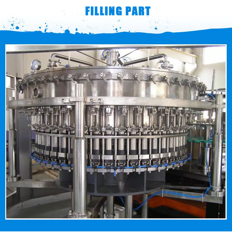 China Supplier Yogurt Beverage Packing Machine 125ML Carton Type Aseptic Filling Machine For Milk