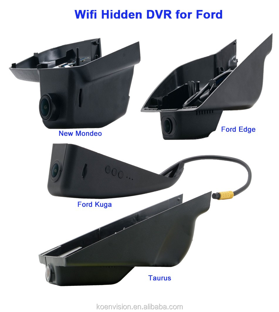 China Supplier Latest New Products HD 1080P front rear Camera Car DVR