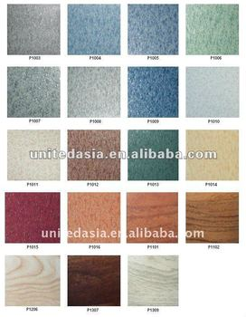 1.6mm PVC residential flooring
