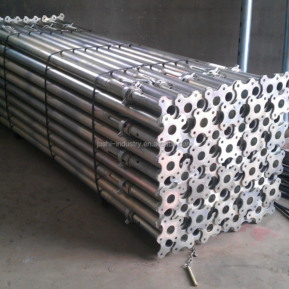 Shoring Prop Lb : Used scaffolding adjustable shoring prop for construction