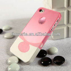 FL2933 2013 Guangzhou new arrival Magnifying glasses mobile phone case cover for iphone 4s