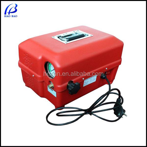 China Supplier HAOBAO ETP-4.0 Manual Water Pressure Test Pump Washing Machine