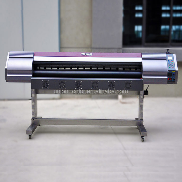 wit color ep-son dx7 head 2.3m eco solvent printer ultra 9200