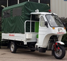 250cc WATER COOLING ENGINE AMBULANCE TRICYCLE
