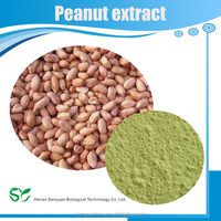 Natural Organic Peanut Skin Extract Powder with Proanthocyanidins 95%, 98%