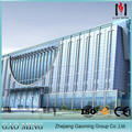 Alibaba China good supplier for the low-e glass curtain wall for building DS-LP3178