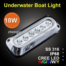IP68 LED boat light/led yatch light/led boat anchor lights