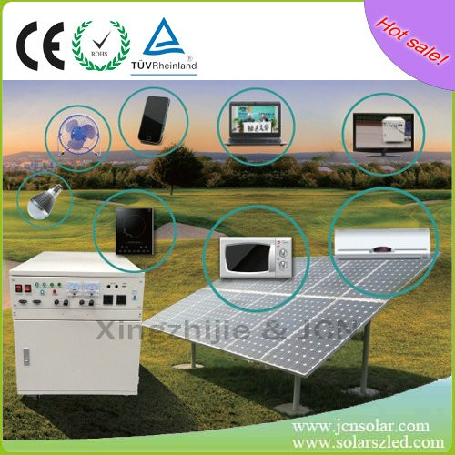 JCN solar electric system solar electricity panels wholesale