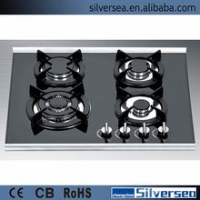2014 high quality new design gas cookers india