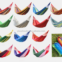 High Quality Stripe Design Hammock Swings