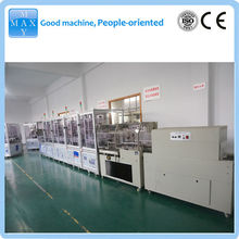 production line for disposable vacuum blood test tube