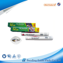 super quality clear pe protective plastic cling film