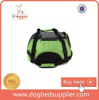 Deluxe Soft-sided Airline Approved Airport Pet Carrier Travel Bag - Under Seat Carry-on for Cats and Small Dogs