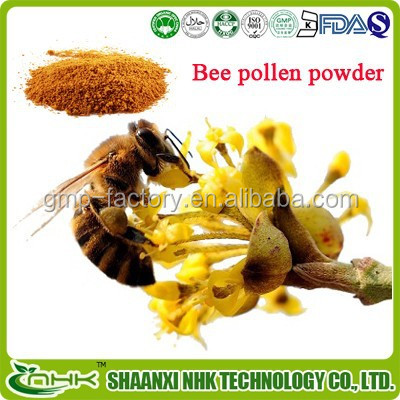 factory supply new product best price 100% natural bee pollen extract