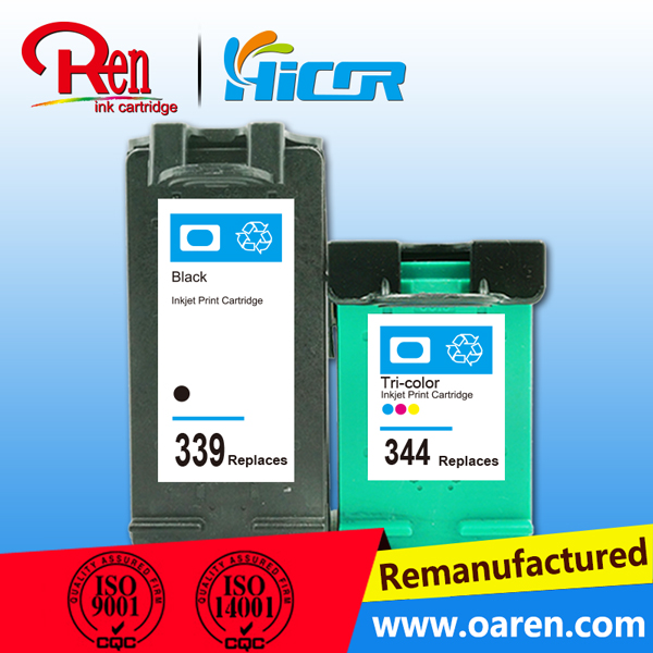 China factory manufactures wholesale compatible for hp339/ C8767EE ink cartridges with high quality