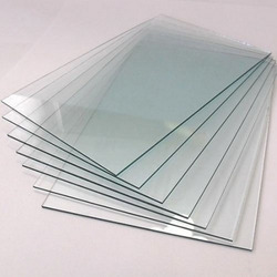 Sheet glass 1mm 2mm 3mm thickness clear glass sheets