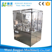 Automatic facial cleaning milk filling machine,cosmetic tube filling machine