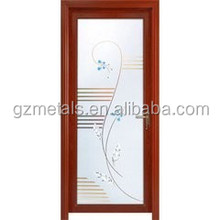 pvc house door design single side